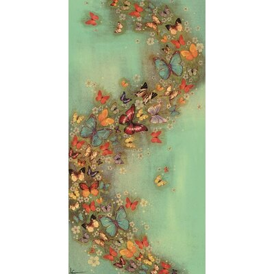 Art Group Chinese Green by Lily Greenwood Canvas Wall Art