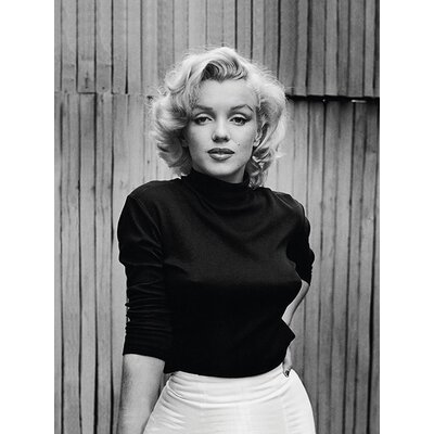 Art Group Time Life - Marilyn Monroe Canvas Wall Art