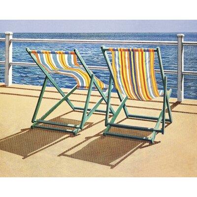 Art Group Summer Breeze by Jonathan Sanders Canvas Wall Art
