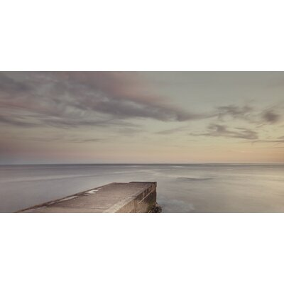 Art Group Looking to the Horizon by Ian Winstanley Photographic Print on Canvas