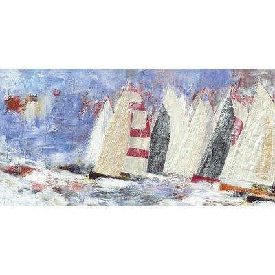 Art Group Big Fun by Heinke Boehnert Art Print on Canvas