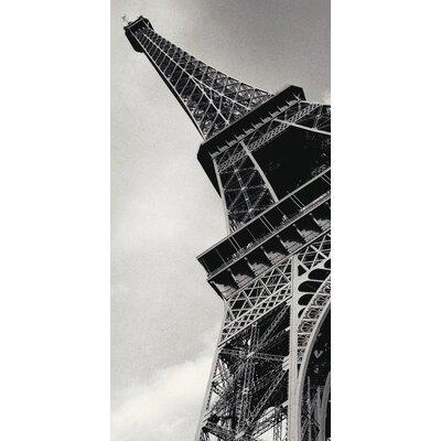 Art Group Eiffel Tower by Amy Gibbings Canvas Wall Art