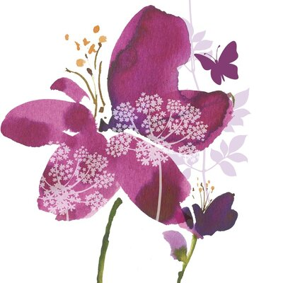 Art Group Wild Bloom by Summer Thornton Canvas Wall Art