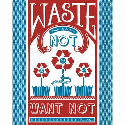 Art Group Waste Not Want Not by Mary Fellows Graphic Art on Canvas