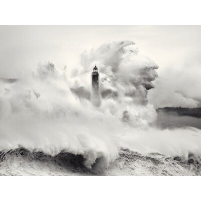 Art Group Cantabria Lighthouse I by Marina Cano Photographic Print on Canvas