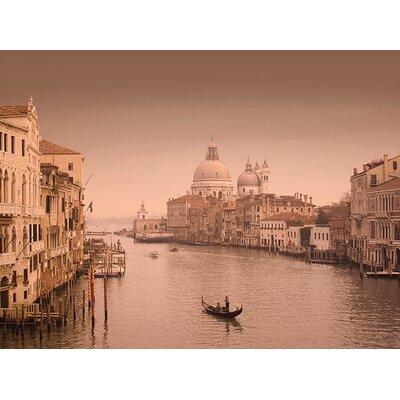 Art Group Canal Grande, Venice by Rod Edwards Canvas Wall Art