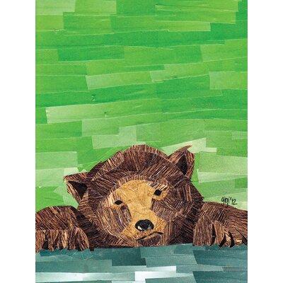 Art Group Bear by Gigi Garcia Canvas Wall Art