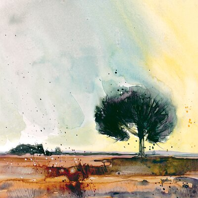 Art Group New Forest Study by Simon Howden Art Print on Canvas