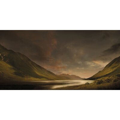 Art Group Rannoch Moor by Ian Winstanley Photographic Print on Canvas