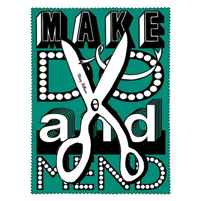 Art Group Make Do and Mend by Mary Fellows Canvas Wall Art
