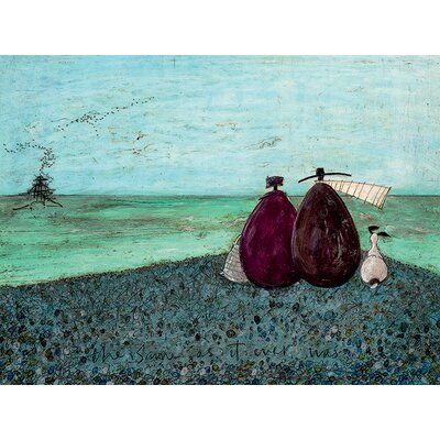 Art Group The Same as it Ever Was by Sam Toft Canvas Wall Art