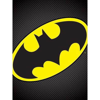 Art Group DC Comics Batman Symbol Canvas Wall Art