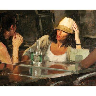 Art Group Summer Composition by Aldo Balding Canvas Wall Art
