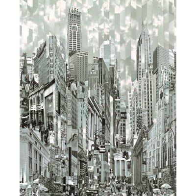 Art Group Uptown Loop by Serge Mendjisky Canvas Wall Art