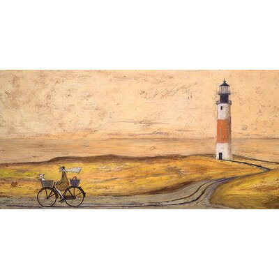 Art Group A Day of Light by Sam Toft Canvas Wall Art