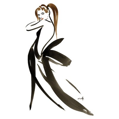 Art Group Danica by Michel Canetti Canvas Wall Art