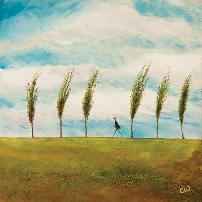 Art Group Barton Breeze by Chris Williamson Art Print on Canvas
