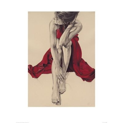 Art Group Red II by T. Good Art Print
