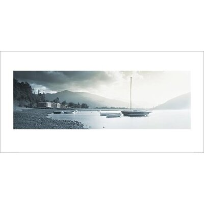 Art Group Marlborough Sound by Steffen Jahn Photographic Print