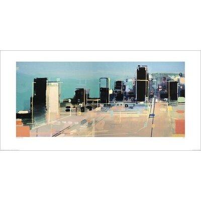Art Group Aerial by Christopher Farrell Art Print