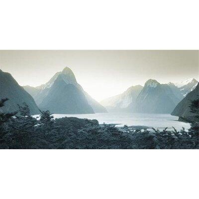 Art Group Mitre Peak by Steffen Jahn Canvas Wall Art