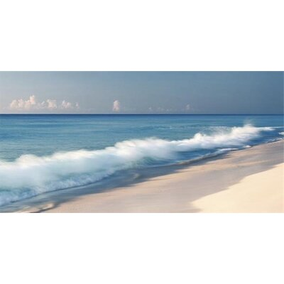 Art Group Breaking Wave, Cancun, Mexico by Jeremy Woodhouse Canvas Wall Art