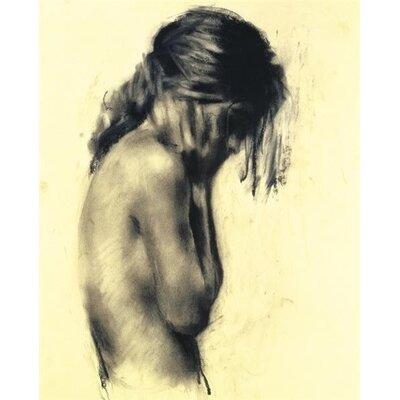 Art Group Girl by Charlie Mackesy Canvas Wall Art