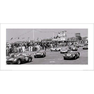 "Art Group Tourist Trophy ""TT"", Goodwood, 1959 by Jesse Alexander Photographic Print"