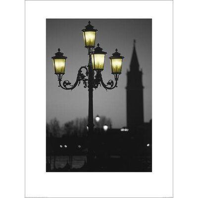 Art Group Venetian Twilight by Lee Frost Photographic Print