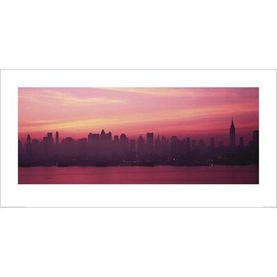 Art Group Skyline NYC Photographic Print
