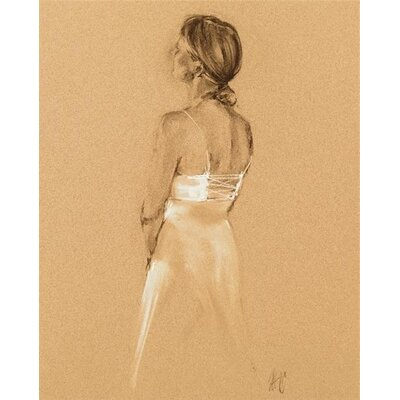 Art Group Silk III by T. Good Canvas Wall Art