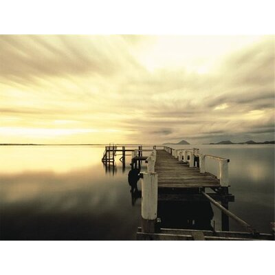 Art Group Salamander Bay by Anthony Roach Canvas Wall Art