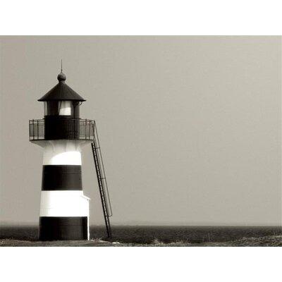 Art Group The Lighthouse, Oddesund, Jylland, Denmark by Hakan Strand Canvas Wall Art