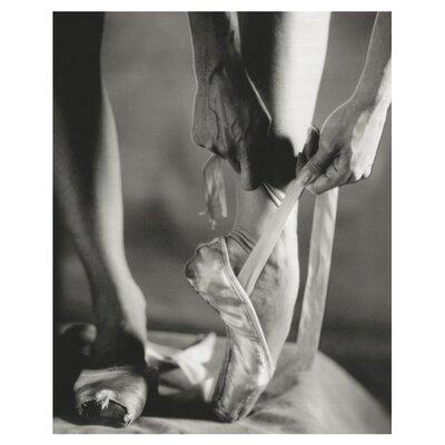 Art Group Ballet Shoes Canvas Wall Art