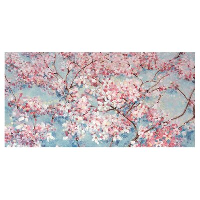 Art Group Full Blossom by Nicola Acaster Canvas Wall Art