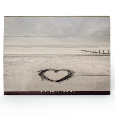 Art Group Love goes on Forever by Ian Winstanley Photographic Print Plaque