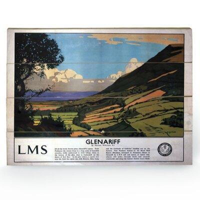 Art Group Glenariff Vintage Advertisement Plaque