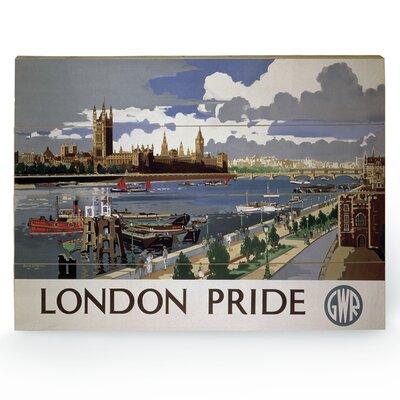 """Art Group London """"11"""" Graphic Art Plaque"""