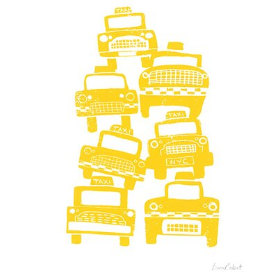 Art Group Cabs by Biro Robot Graphic Art