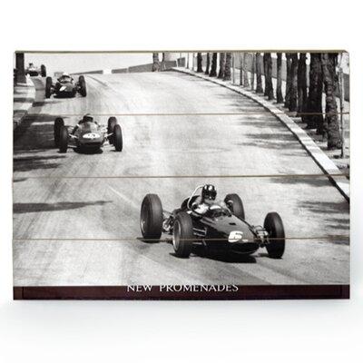 """Art Group Monaco """"12"""" Photographic Print Plaque"""