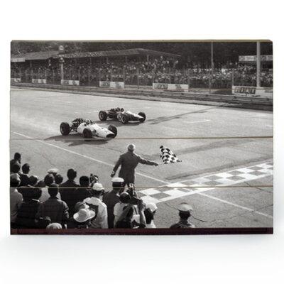 Art Group Monaco Photographic Print Plaque