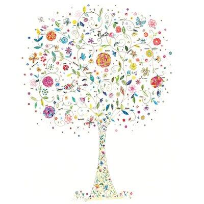 Art Group Enchanted Tree by Kim Anderson Art Print