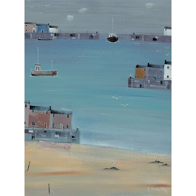 Art Group High Tide by Lee Mccarthy Canvas Wall Art