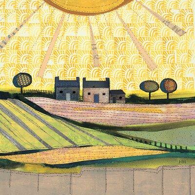 Art Group Morning Sun by Helen Hallows Canvas Wall Art