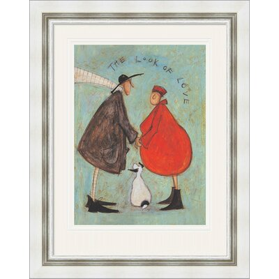 Art Group The Look Of Love by Sam Toft Framed Art Print
