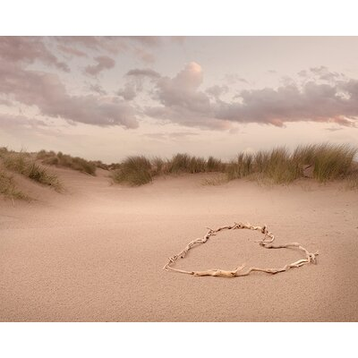 Art Group Love In The Dunes by Ian Winstanley Canvas Wall Art