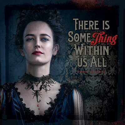 Art Group Penny Dreadful Vanessa Vintage Advertisement Canvas Wall Art