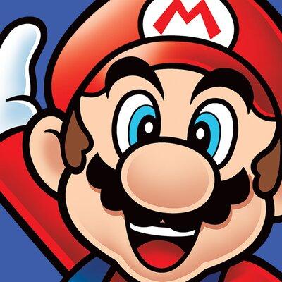 Art Group Super Mario Mario Canvas Wall Art