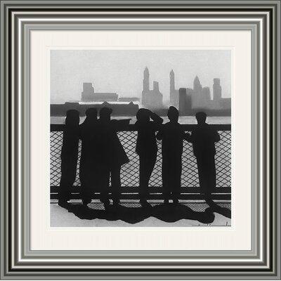 Art Group Sight Seeing by David Cowden Framed Art Print