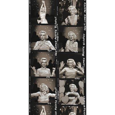 Art Group Marilyn Monroe Negatives Memorabilia on Canvas